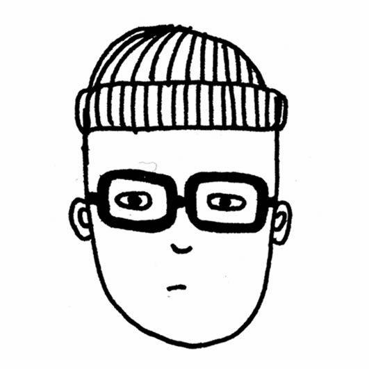 Mitä jäbä duunaa? No kreaa tietenkin. Onks sulla hyvii idiksii tai visuaalist silmää? Teekkarin työkirjan päätoimittajalle piirtäminen tai fotaaminen on kans plussaa. - Illustration by Minna Mäkipää for Teekkarin työkirja 2014. - www.teekkarintyokirja.fi/fi/wanted-teekkarin-tyokirjalle-paatoimittaja #ttkirja #illustration #kuvitus #hipsteri #rekry #duunit