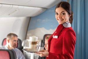 asistente-de-vuelo-austrian-airlines