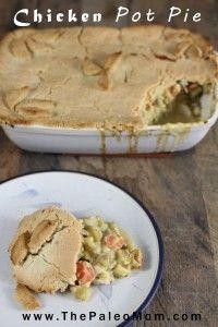 Chicken Pot Pie - The Paleo Mom