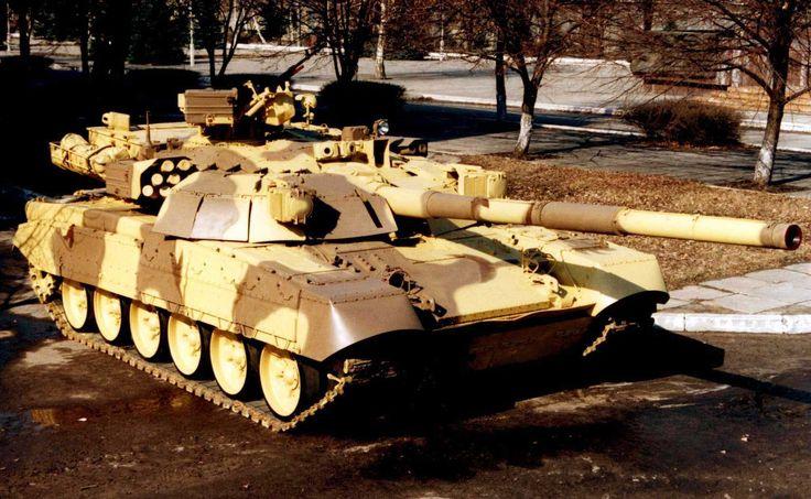 T-72-120 tank on steroids