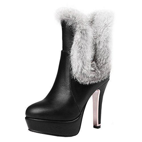 ENMAYERブラックさんキュートでセクシーな新しい冬のブーツの女性のブーツとショートブーツ34 ENMAYER https://www.amazon.co.jp/dp/B01N0BAP74/ref=cm_sw_r_pi_dp_x_GNW9yb1HS2GYW