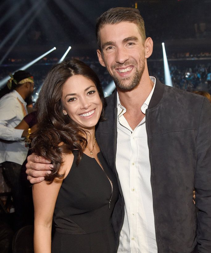 Michael Phelps and Nicole Johnson's Second Wedding Was Gold Medal-Worthy
