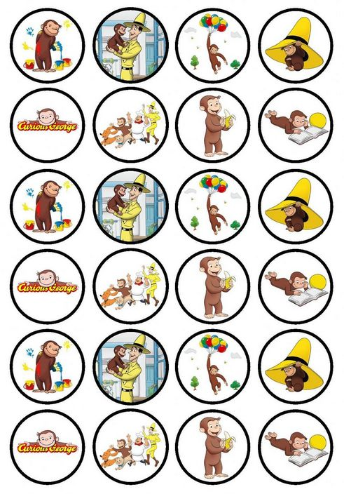 http://www.cianscupcaketoppers.co.uk/curious-george-edible-premium-wafer-paper-cupcake-toppers-1090-p.asp