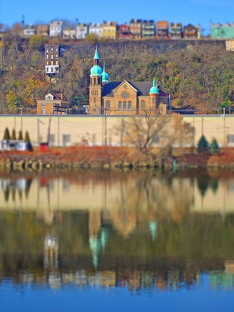 this church may be demolished.  St. Nicholas Croatian Catholic Church by tvDAVEpgh
