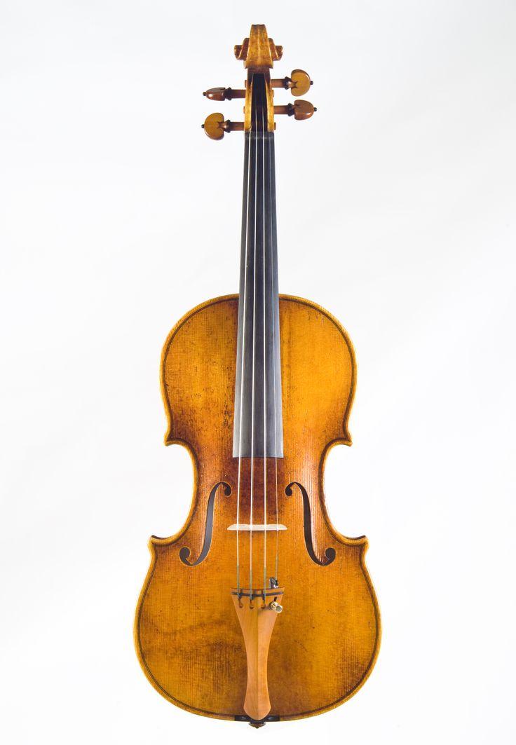 Copy of violin IL Cremonese -1715 A.Stradivari - by Rumen Spirov -violinmaker 2013 this violin is RESERVED