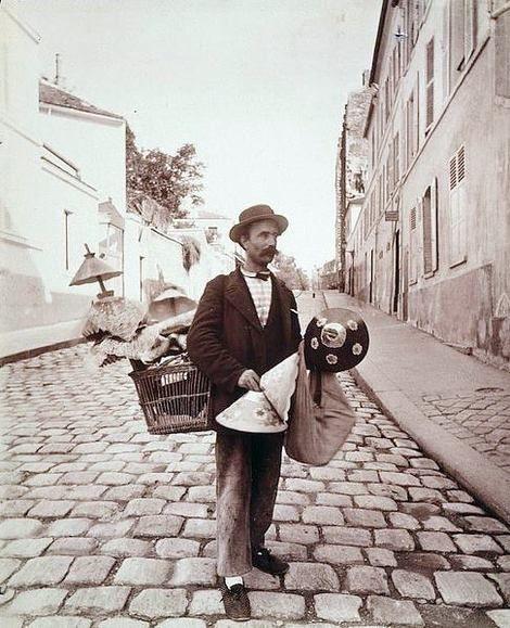 Eugène Atget, Unknown, 1899-1900 on ArtStack #eugene-atget #art