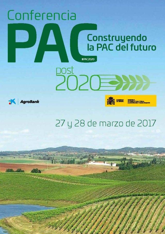 La Conferencia 'Construyendo la PAC del futuro' abrirá el debate sobre la reforma de la Política Agrícola Común