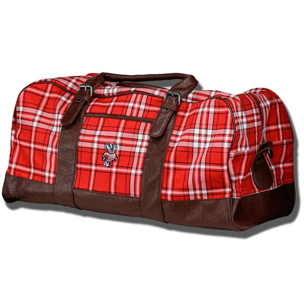 The Honour Society Weekend Bag (Red/Black/White) - UW Bookstore