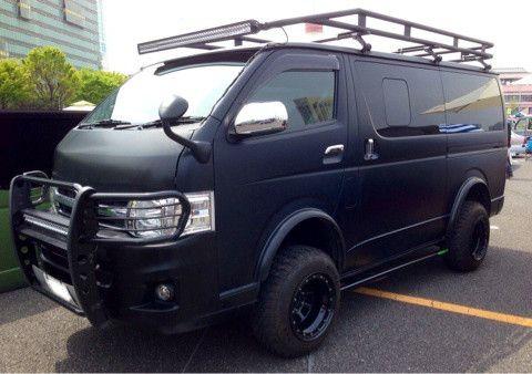 Toyota Hiace の画像|週末サーファーSUBの気になる海車(うみぐるま)+ラーメン備忘録