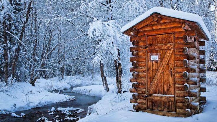 Statiunea Chena Hot Springs, Alaska