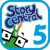 Story Central and The Inks 5 by Macmillan Education