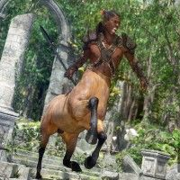 Centaur 7 for Genesis 3 Male(s) in Animals and Creatures, Fantasy, 3D Models by Daz 3D