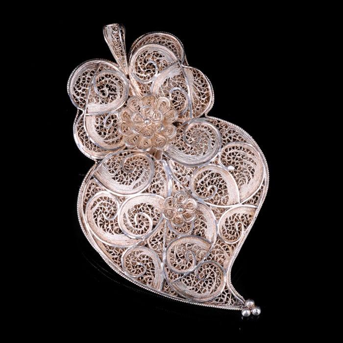 'Filigrana' portuguese gold jewelry art