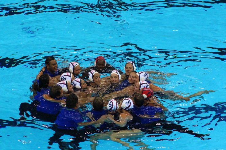 #USA Women's #WaterPolo win #Gold against #ITA (12-5) and defend 2012 Olympic crown!