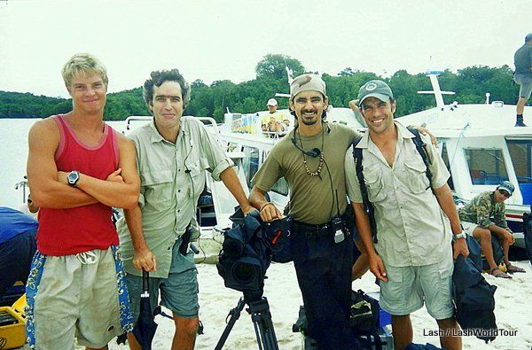 Working Crew on Survivor Thailand: pt 2- Life on Crew -   What's it like to work crew on America's most famous reality TV Show? Read on...   http://www.lashworldtour.com/2012/10/crew-survivor-tv-show-pt-2-life-crew.html