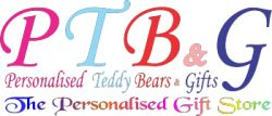 Personalised Teddy Bears & Gifts