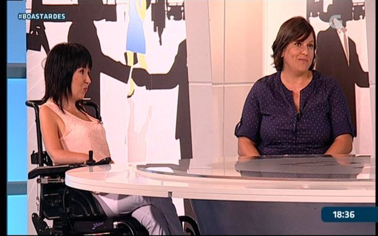 Ana Gameiro na TVG