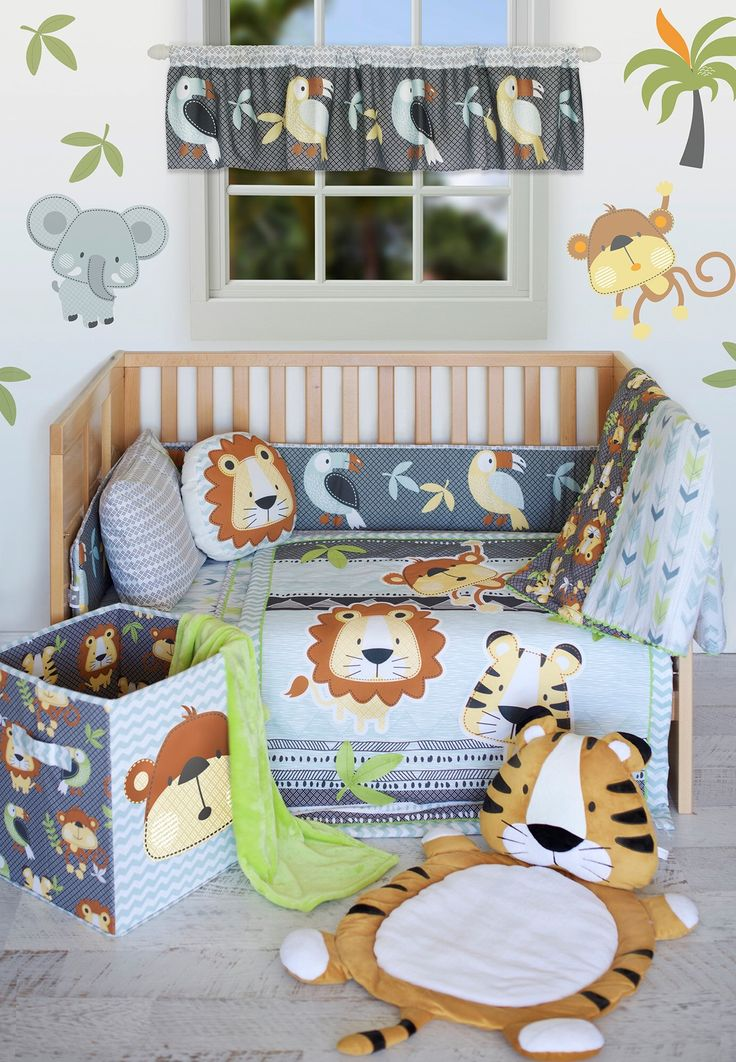 Living Textiles baby JABALI collection nursery baby Manchester linen blanket