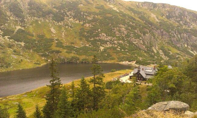 Samotnia mountain house Karpacz