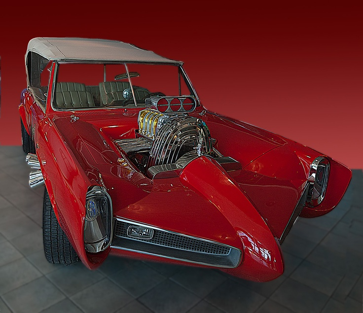 17 Best Images About Barris Kustom Cars On Pinterest