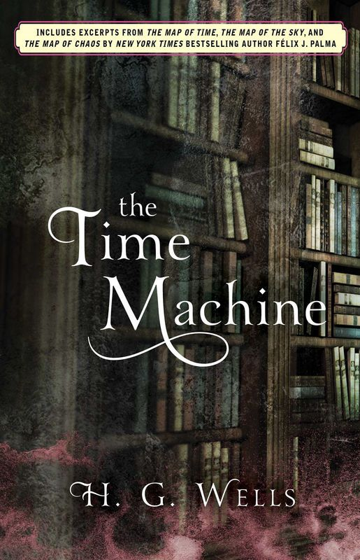 The Time Machine - H.G. Wells - Book - BookPedia. The Time Machine - H.G. Wells…