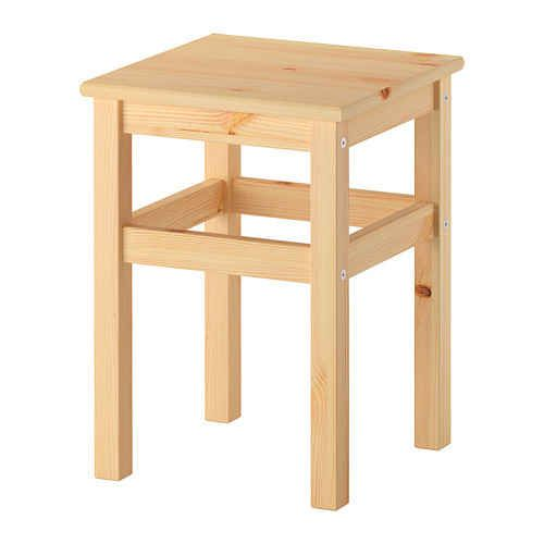 Turn an ODDVAR stool…
