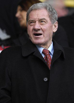 Milan Mandaric Portsmouth, Leicester City, Sheffield Wednesday