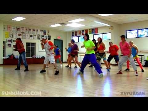 Feels Good - Tony! Toni! Toné! - FUNKMODE Adult Hip Hop (New Jack Swing) Dance Class - May 2012 - YouTube