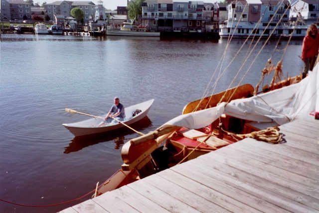 South Haven Dory plans   Boat Plans   Pinterest   Construction