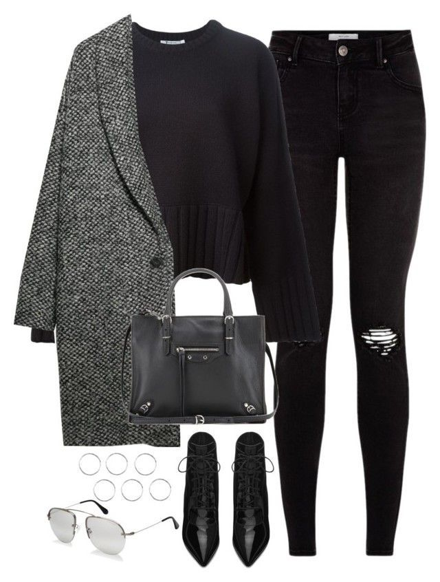 """Untitled # 3393"" by fashionnfacts ❤ I like on Polyvore with T By Alexander"