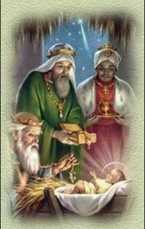 And when they had come into the house, they saw the young Child with Mary His mother, and fell down and worshiped Him. And when they had opened their treasures, they presented gifts to Him: gold, frankincense, and myrrh. ~ Matthew 2:11