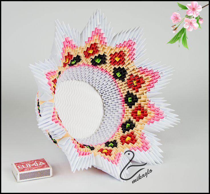 1000+ Bilder zu 3 d origami auf Pinterest