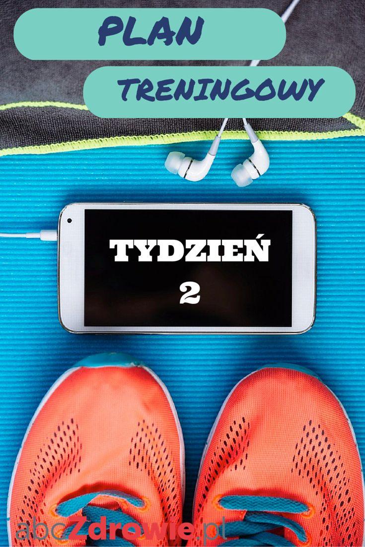 Plan treningowy na cały tydzień - przygotowany specjalnie dla użytkowników abcZdrowie.pl przez naszego eksperta!  #ćwiczenia #trening #fitness #motywacja #fit #diet #motivation #healthy #exercises #training #abcZdrowie