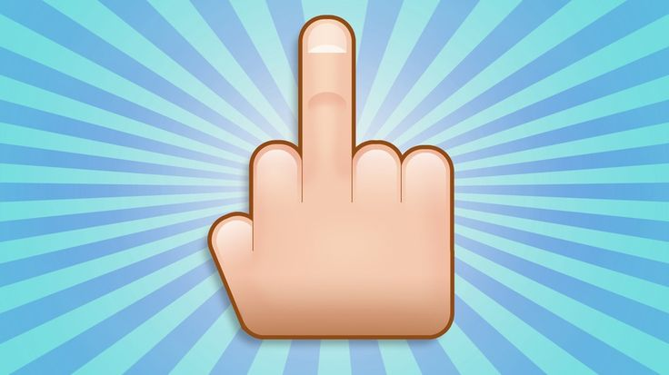 Unicode released a list of 250 new emojis, including an extended middle finger, on June 16th.