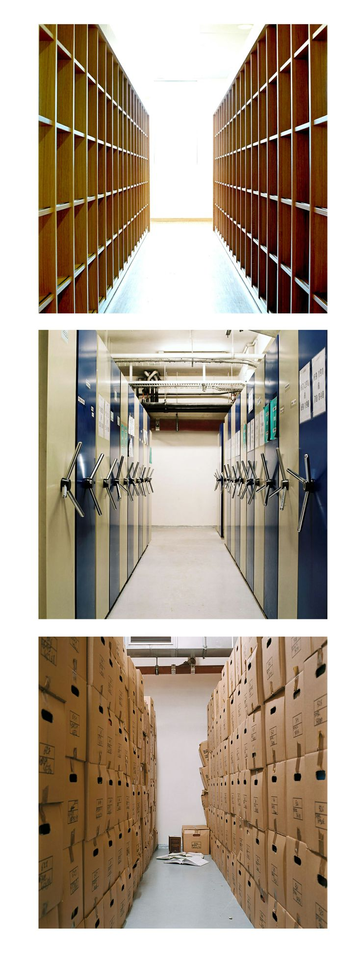 Biblioteca universitaria París 8. 1997-1998. Fotografía analógica 6x6. © Iván Segura Lara Articulo: IVAN SEGURA http://revistas.udistrital.edu.co/ojs/index.php/c14/article/view/3967