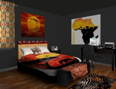 7 best images about african themed home decor on pinterest - African themed home decor ...