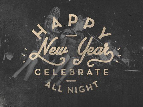 dribbblepopular: Happy new year 2 Original:..., via SerialThriller™