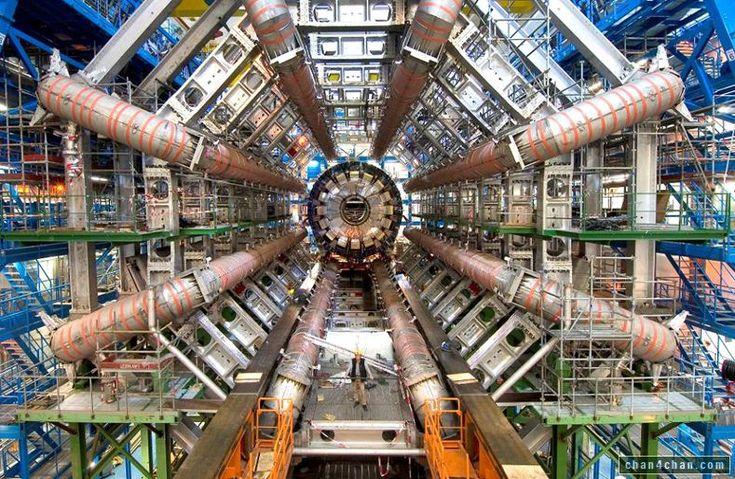 CERN Super Collider