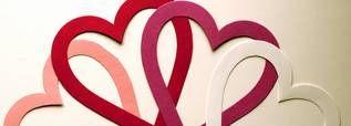 Linksammlung für Bastelanleitungen zum Valentinstag
