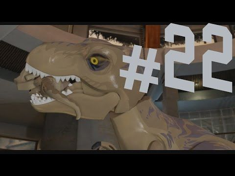 LEGO Jurassic World Gameplay Ita #22 - Finale : Jurassik Park - PS4 Xbox One Pc - YouTube