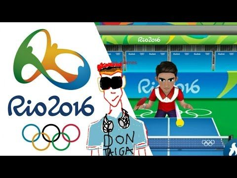 TABLE TENNIS OLYMPICS 2016 RIO