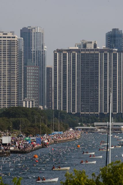 ITU WTS Races Coming To Chicago