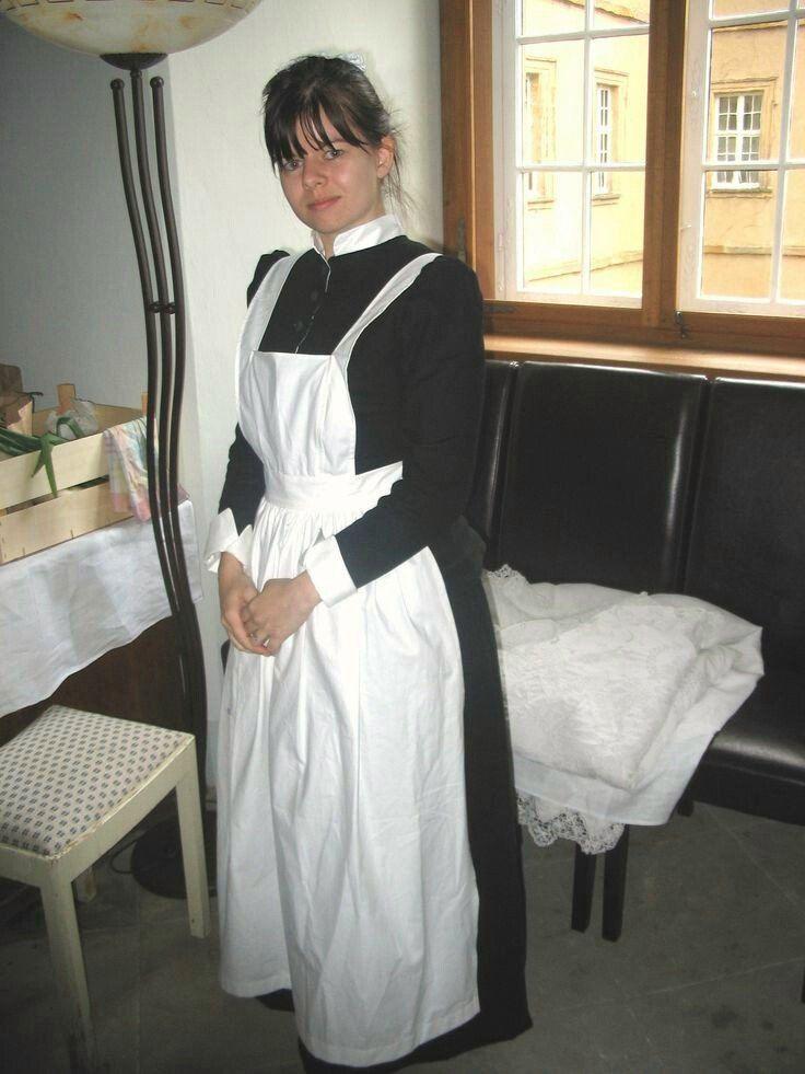 https://flic.kr/p/VQzWMc | Victorian Edwardian maid