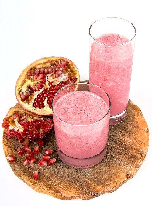 Il centrifugato MySmoothie al #melograno è una riserva di gusto e #benessere grazie ai tanti principi nutritivi presenti in questo frutto. Servitelo fresco, è ottimo in qualsiasi momento della giornata!