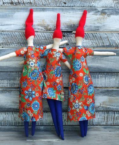 Tilda Dwarfs gnomes Maileg pozachodzie.com