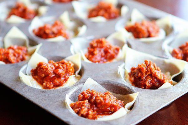 mini lasagna cups-10