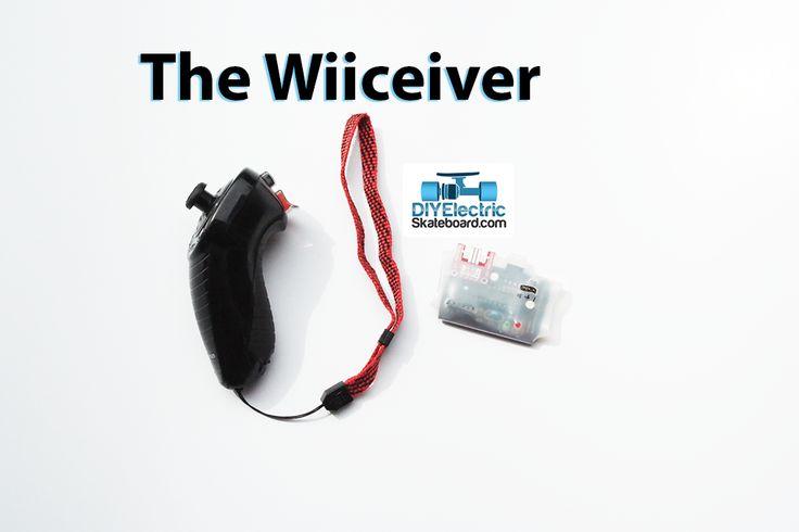 Wiiceiver Electric Skateboard Wireless Wii Nunchuck ‹ DIY Electric Skateboard