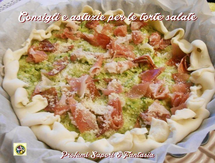 Consigli e astuzie per le torte salate
