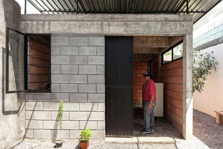 Galería de Arquitectura Social en México: Casa Cubierta de Comunidad Vivex - 3