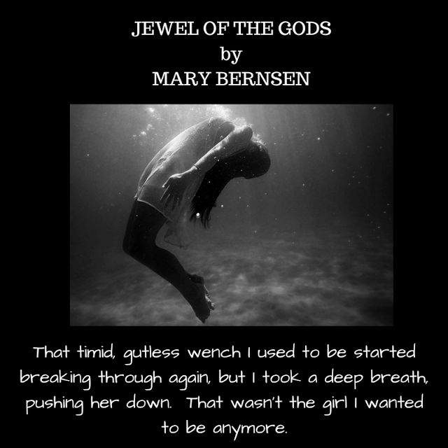 Book Blitz: JEWEL OF THE GODS by MARY BERNSEN